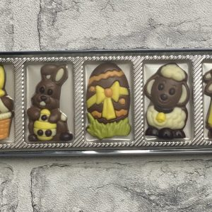 Easter Themed Chocolate Tray