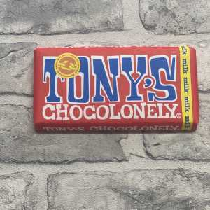 Tony's Chocolonely – Milk Chocolate 32%