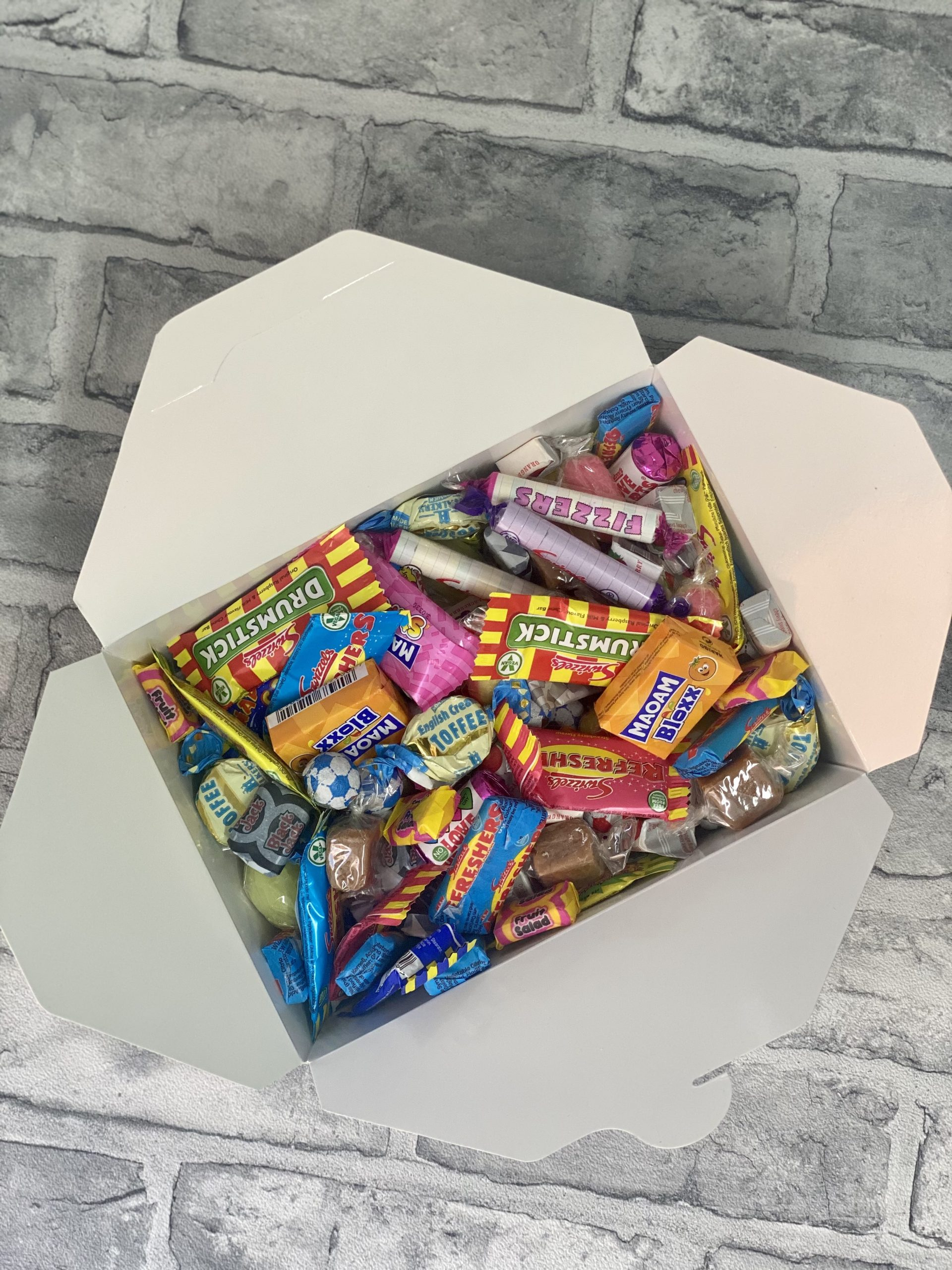 Wrapped Sweet Box