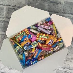 The Wrapped Sweet Mix Pick & Mix Box