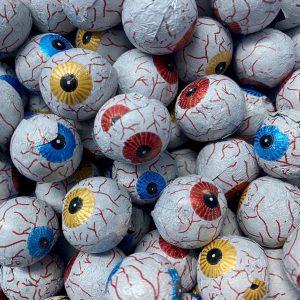 Chocolate Eyeball Mix
