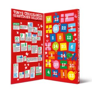 Tony's Chocolonely Advent Calendar – Pre Order