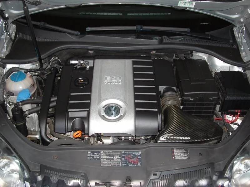 Guide  U2013 How To Replace The 2 0t Fsi Engine Air Filter