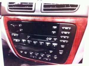 Ford Taurus (w Electronic Climate Controls) 2006 Single