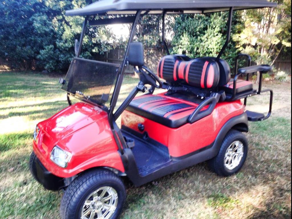 Golf Cart Gallery