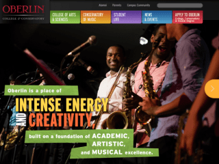 Oberlin College Homepage