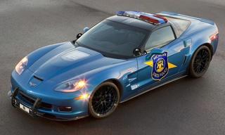 Corvette Zr1 Fast Police Car