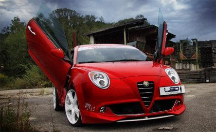 Alfa Romeo MiTo by LSD