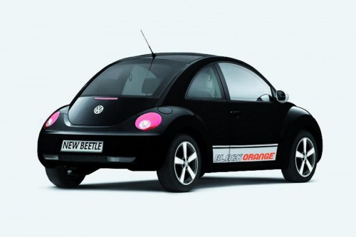 VW Beetle Black-Orange Edition_3