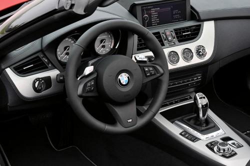 BMW Z4 sDrive35is_interior