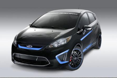 Ford Fiesta by Ford Racing & Steeda Autosports