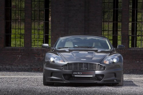 Aston Martin DBS by Edo Competition