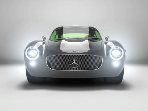 Mercedes SL300 Concept