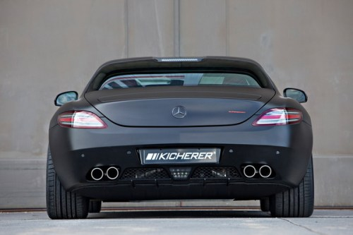 Mercedes SLS Supersport Black Edition by Kicherer