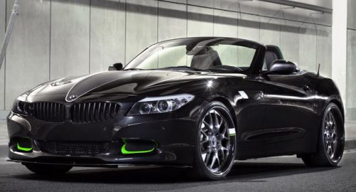 BMW Z4 Nike Sligshot by MW Design