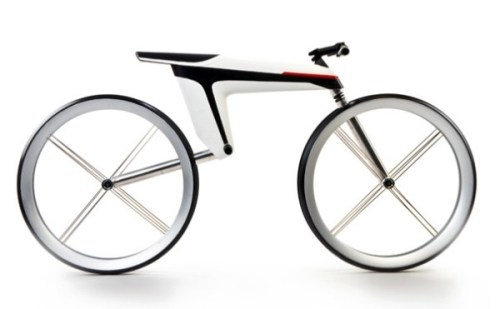 Electric bike concept HMK 561
