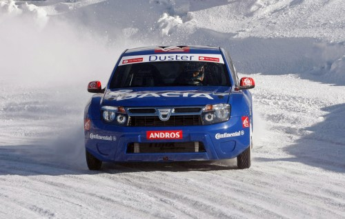 Dacia Duster ICE
