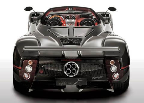 Pagani Zonda C12 F $667,321