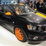 2011 Detroit Auto Show- Chevrolet Sonic