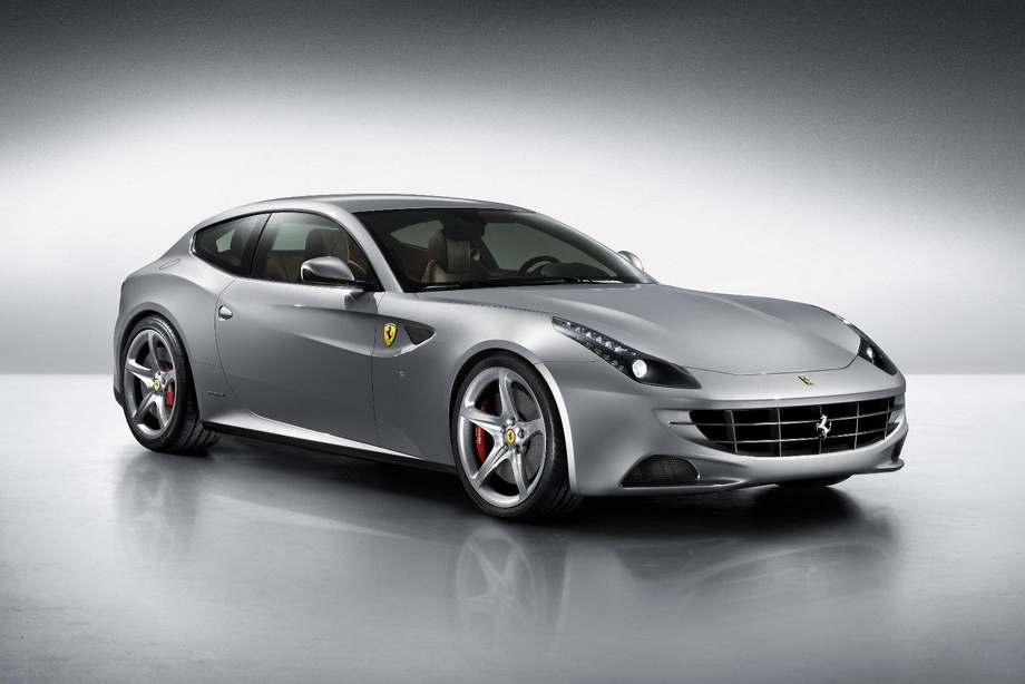 Ferrari FF New Photo