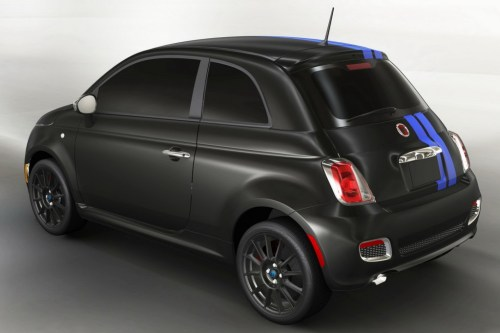 Fiat 500 by Mopar