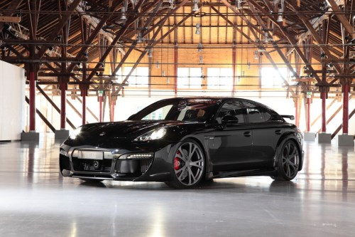 Porsche Panamera TechArt GrandGT