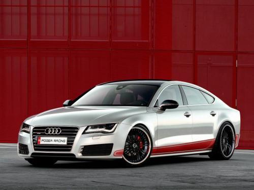 Audi A7 Sportback by Pogea Racing