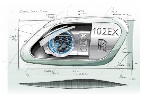 Rolls Royce 102 EX Phantom