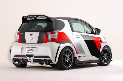 Toyota iQ City Car by GRMN