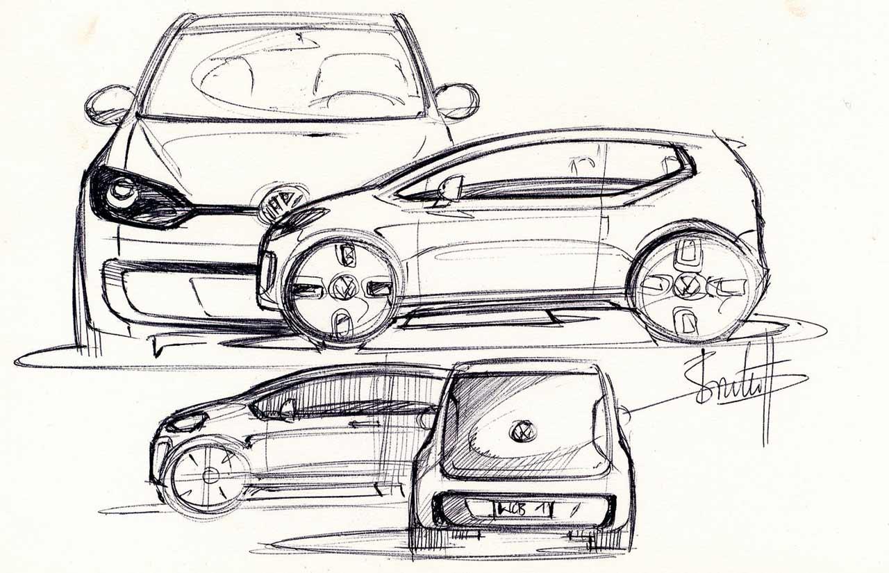 Volkswagen Up Concept Review Car News