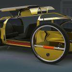 Mercedes Benz ELA Concept