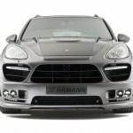Porsche Cayenne Turbo Guardian by Hamann
