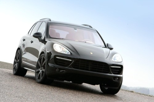 Porsche Cayenne Turbo by Sportec