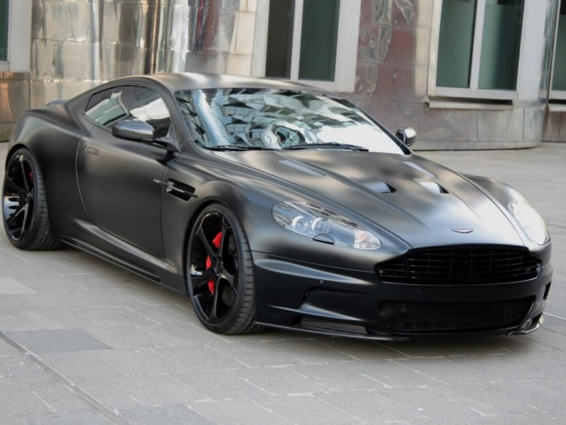 Aston Martin DBS Superior Black Edition