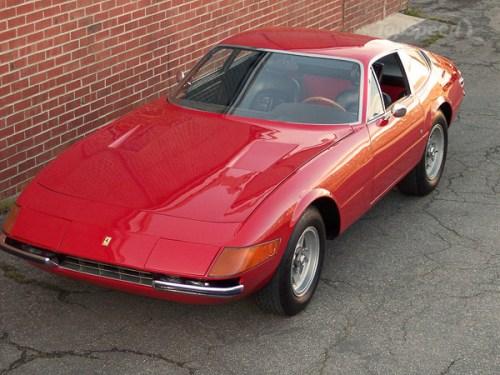 Prince Charles Ferrari 365 GTB/4