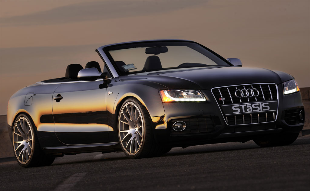 Audi S5 Cabrio Challenge by STaSIS