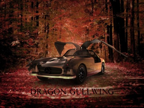 Dragon Gullwing
