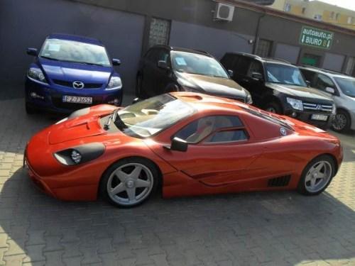 McLaren F1 Replica