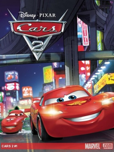 Favorite Animation Movie: Cars 2! – Car News
