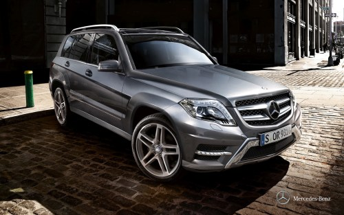 Mercedes-SUV