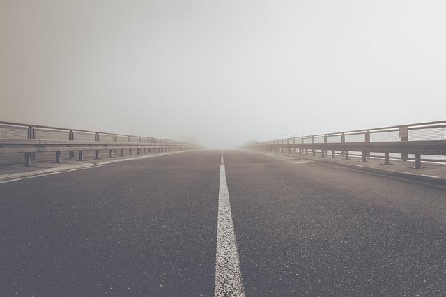 road-fog