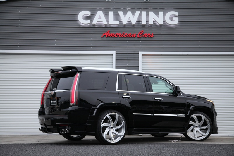 cadillac escalade by calwing is a real