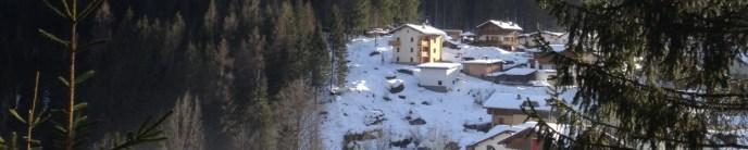 Casa Alfredinos location in Col di Rocca