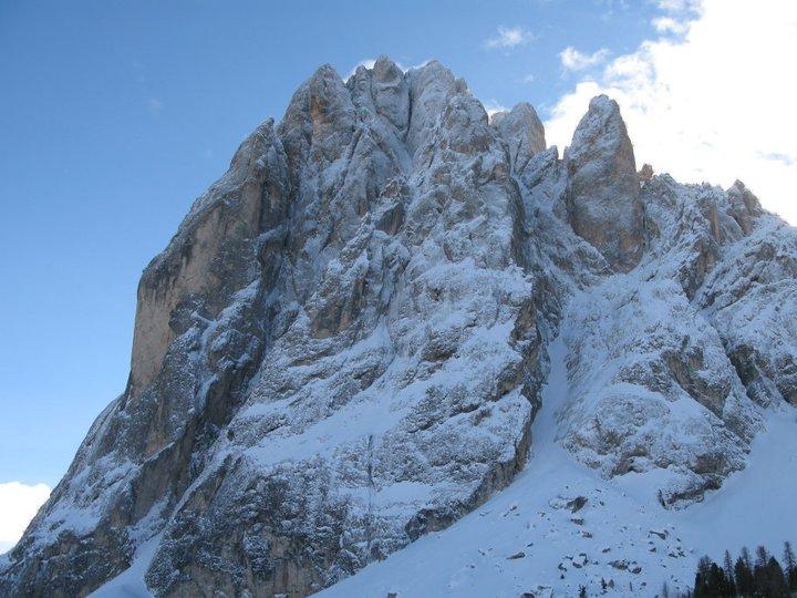 Sassolungo Monte Seura