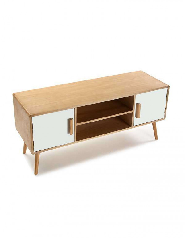 meuble tv design scandinave casa square