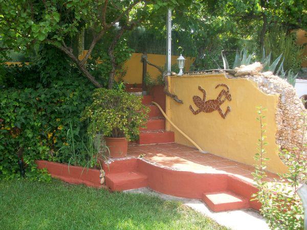 Tuin van Casa Amigo