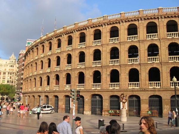 Colosseum van Valencia