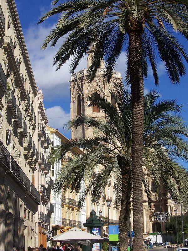 Historisch centrum van Valencia