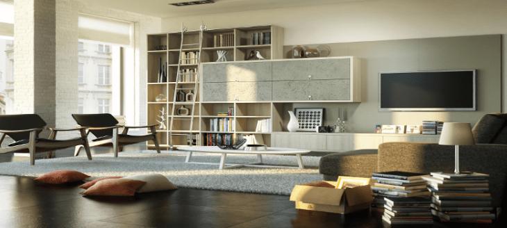 Como Organizar A Sala