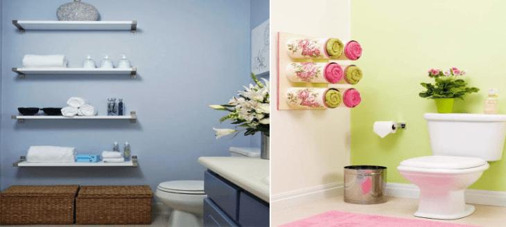 Como Organizar O Banheiro